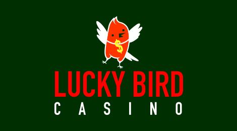 lucky bird betting logo
